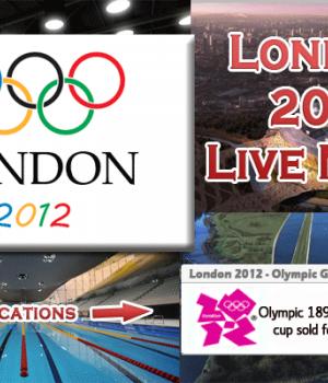 London 2012 - Olympic Games News Ekran Görüntüleri - 1