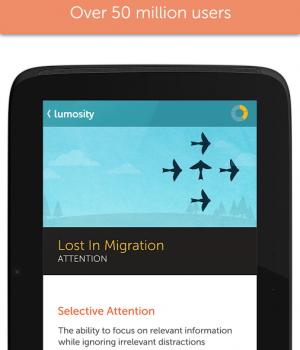 Lumosity Mobile Ekran Görüntüleri - 2