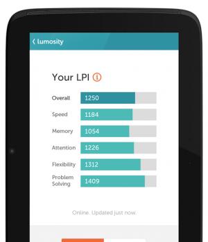 Lumosity Mobile Ekran Görüntüleri - 4