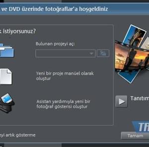 MAGIX Fotoğraflar CD & DVD'de 10 Ekran Görüntüleri - 2