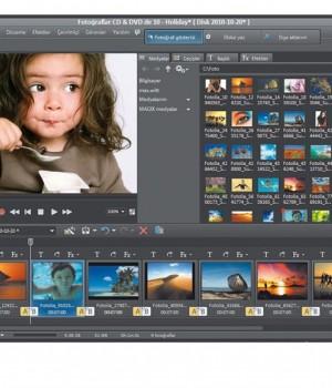 MAGIX Fotoğraflar CD & DVD'de 10 Ekran Görüntüleri - 3