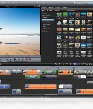 MAGIX Video deluxe MX Plus Ekran Görüntüleri - 1