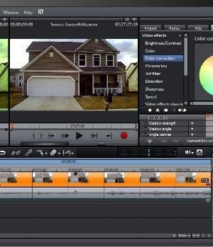 MAGIX Video Pro X4 Ekran Görüntüleri - 2