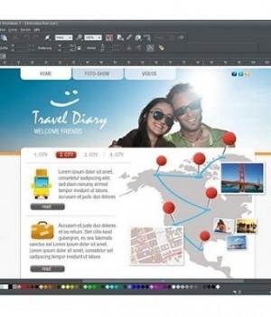 MAGIX Web Designer 6 Ekran Görüntüleri - 1