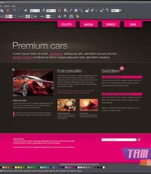 MAGIX Web Designer 6 Ekran Görüntüleri - 3