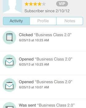 MailChimp Ekran Görüntüleri - 3