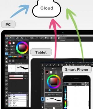 MediBang Paint Ekran Görüntüleri - 2