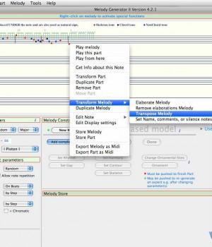 Melody Generator Ekran Görüntüleri - 2