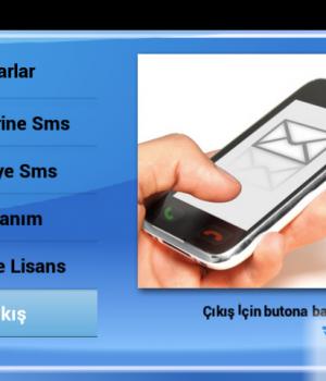 Mertsoft - Toplu SMS Ekran Görüntüleri - 1