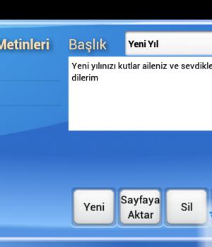 Mertsoft - Toplu SMS Ekran Görüntüleri - 4