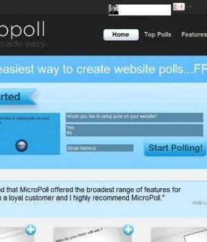 Micropoll Ekran Görüntüleri - 3