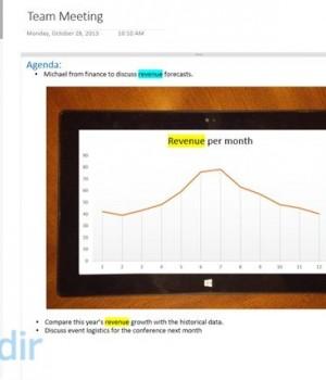 Microsoft OneNote Ekran Görüntüleri - 5