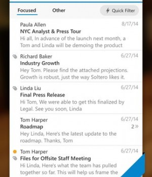 Microsoft Outlook Ekran Görüntüleri - 2
