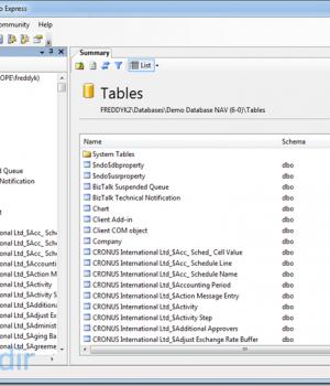 Microsoft SQL Server Management Studio Express Ekran Görüntüleri - 1