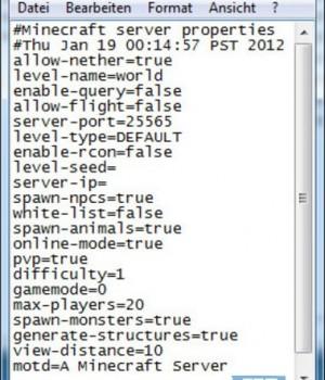 Minecraft Server Ekran Görüntüleri - 2