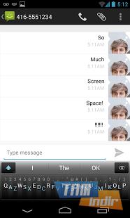 Minuum Keyboard Ekran Görüntüleri - 3