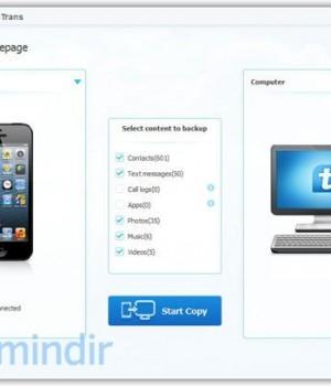 MobileTrans Ekran Görüntüleri - 5