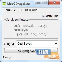 Moo0 ImageSizer Ekran Görüntüleri - 3