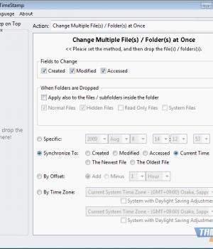 Moo0 TimeStamp Ekran Görüntüleri - 1