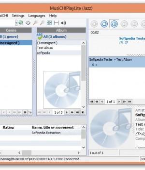 MusiCHI Player Lite Ekran Görüntüleri - 3