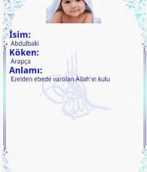 Müslüman Bebek İsimleri Ekran Görüntüleri - 3