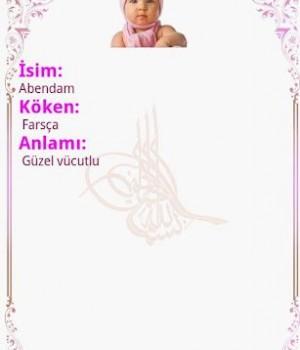 Müslüman Bebek İsimleri Ekran Görüntüleri - 1