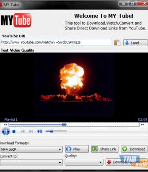 MY-Tube Ekran Görüntüleri - 2