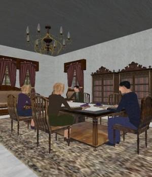Nadir Eserler Kütüphanesi Simülasyonu Ekran Görüntüleri - 3