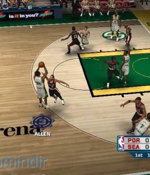 NBA 2006 TBL Modu Ekran Görüntüleri - 1