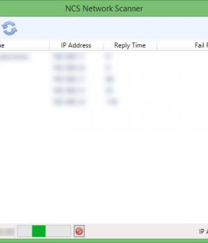 NCS Network Scanner Ekran Görüntüleri - 1