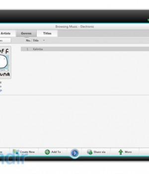 Nero MediaHome Ekran Görüntüleri - 1