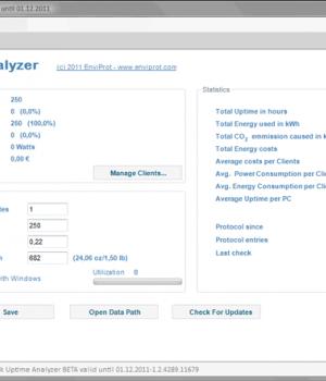 Network Uptime Analyzer Ekran Görüntüleri - 3
