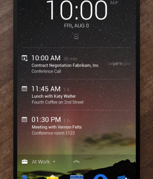 Next Lock Screen Ekran Görüntüleri - 4