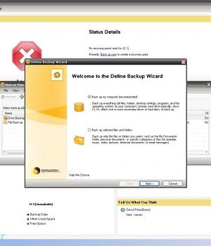 Norton Ghost Ekran Görüntüleri - 5