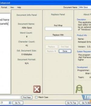 Notepad Enhanced Ekran Görüntüleri - 4