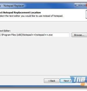 Notepad Replacer Ekran Görüntüleri - 1