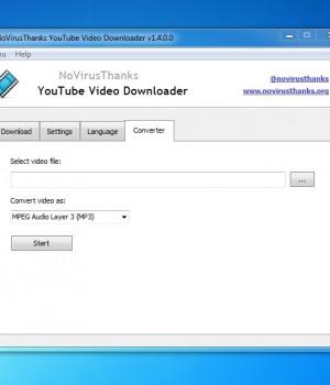 NoVirusThanks YouTube Video Downloader Ekran Görüntüleri - 2