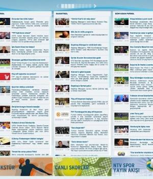 NTVSpor.net Ekran Görüntüleri - 4