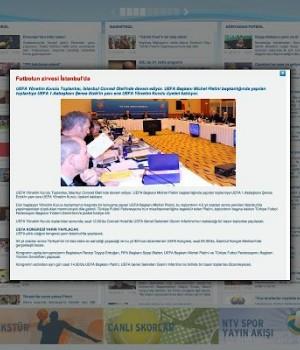 NTVSpor.net Ekran Görüntüleri - 5