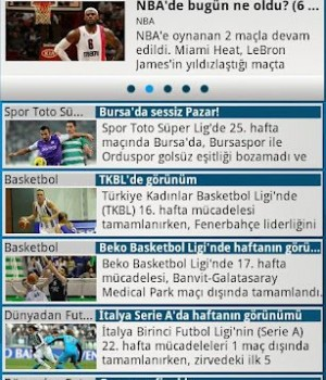 NTVSpor.net Ekran Görüntüleri - 2