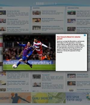 NTVSpor.net Ekran Görüntüleri - 3