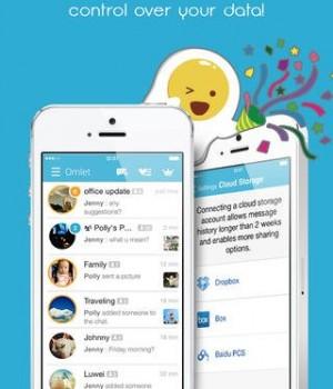 Omlet Chat Ekran Görüntüleri - 1