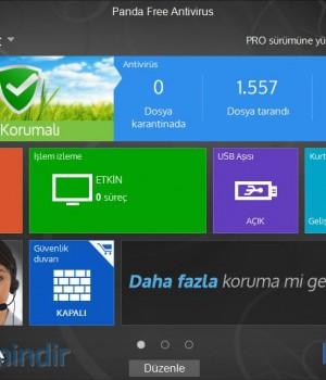 Panda Free Antivirus Ekran Görüntüleri - 6