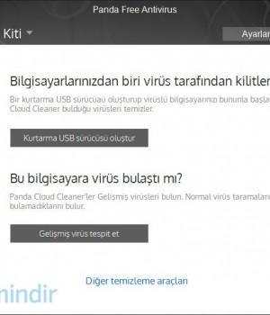 Panda Free Antivirus Ekran Görüntüleri - 3