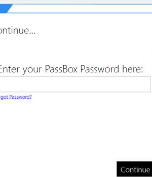 PassBox Ekran Görüntüleri - 1