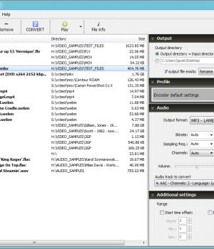 Pazera Free Audio Extractor Ekran Görüntüleri - 3