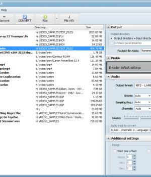 Pazera Free Audio Extractor Ekran Görüntüleri - 2