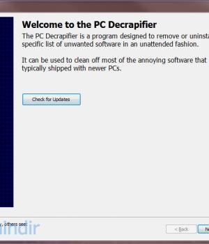 PC Decrapifier Ekran Görüntüleri - 1