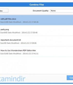 PDF Editor Ekran Görüntüleri - 3