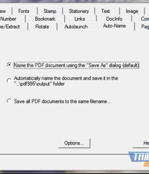 PdfEdit995 Ekran Görüntüleri - 2